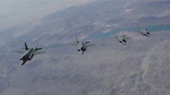 Lockheed Martin F-35 TV Spot, 'Critical to Protecting Our Security'