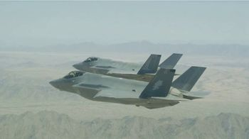 Lockheed Martin F-35 TV Spot, 'Critical to Protecting Our Security' - Thumbnail 2
