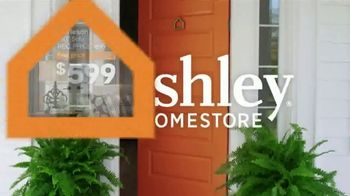 Ashley HomeStore Black Friday Sale TV Spot, 'Held Over: Zero Interest and Extra $100 Off' - Thumbnail 2