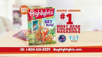 Highlights for Children TV Spot, 'The Best Present' - Thumbnail 3
