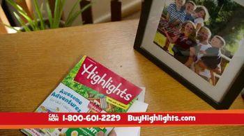 Highlights for Children TV Spot, 'The Best Present' - Thumbnail 4