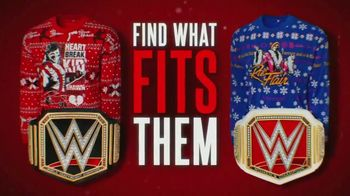 WWE Shop TV Spot, 'Black Friday: Up to 70% Off' Song by John Cameron, Adam Mills, Thomas Mills - Thumbnail 7