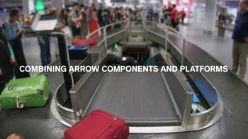 Arrow Electronics TV Spot, 'International Travel Hub' Song by Stuart Barter and Toby Knowles - Thumbnail 5