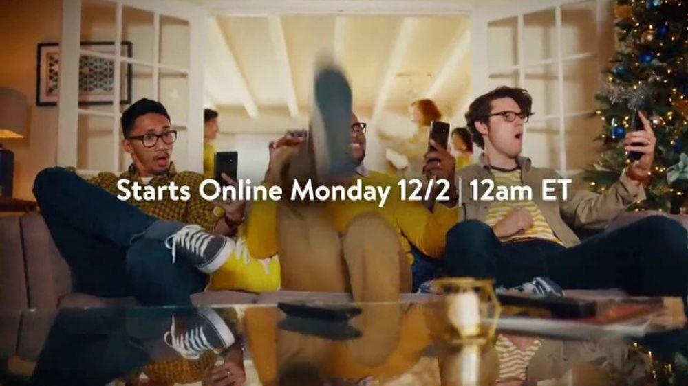 Walmart Cyber Monday Tv Commercial Kitchenaid And Vizio