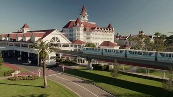 Disney Resorts TV Spot, 'There's Nothing Quite as Magical' - Thumbnail 1