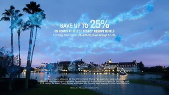 Disney Resorts TV Spot, 'There's Nothing Quite as Magical' - Thumbnail 8
