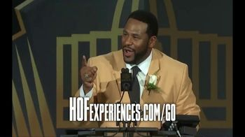 Pro Football Hall of Fame TV Spot, \'2020 Enshrinement Week\'