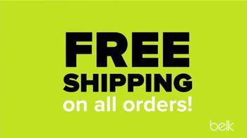 Belk Cyber Sale TV Spot, 'Free Shipping, Diamond Studs & Designer Boots' - Thumbnail 2