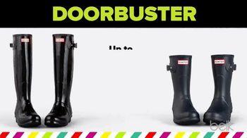 Belk Cyber Sale TV Spot, 'Free Shipping, Diamond Studs & Designer Boots' - Thumbnail 4