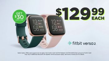 Kohl's Super Cyber Monday TV Spot, 'Extra 20 Percent Off: Keurigs, Fitbits & Jewelry' - Thumbnail 7