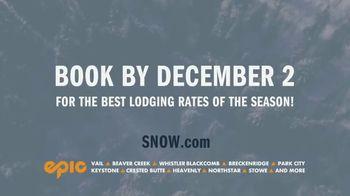 Epic Pass Cyber Week Sale TV Spot, 'Ski Getaway' - Thumbnail 9