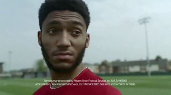 Western Union TV Spot, 'Send Money Around the World' Featuring Alisson Becker, Georginio Wijnaldum - Thumbnail 4