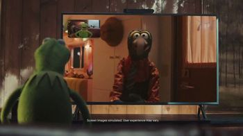 Portal from Facebook TV Spot, 'Sweet Gift' Featuring Kermit, Gonzo