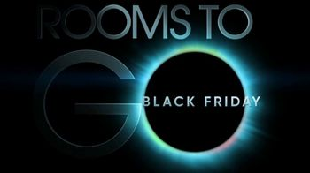 Rooms to Go Black Friday TV Spot, 'The Journey Begins'