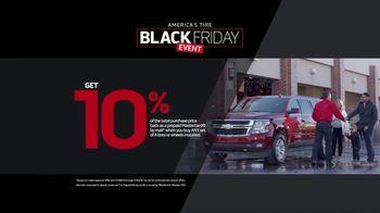 America's Tire Black Friday Event TV Spot, 'Save Big' - Thumbnail 4