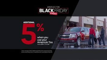 America's Tire Black Friday Event TV Spot, 'Save Big' - Thumbnail 5