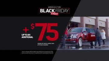 America's Tire Black Friday Event TV Spot, 'Save Big' - Thumbnail 6