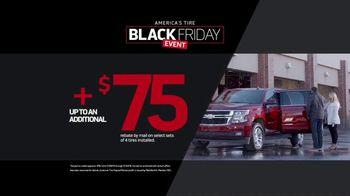 America's Tire Black Friday Event TV Spot, 'Save Big' - Thumbnail 7
