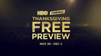 DIRECTV TV Spot, 'Thanksgiving Free Preview: HBO and CINEMAX' Song by Norman - Thumbnail 10
