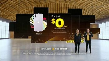 Sprint TV Spot, 'Holidays: A Magical Time: iPhone 11' - 2204 commercial airings
