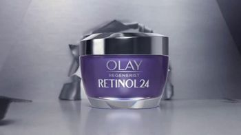 Olay Regenerist Retinol 24 TV Spot, 'Broke Through' - Thumbnail 3
