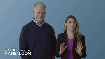 Kane 11 Socks TV Spot, 'Socks That Actually Fit: 25 Percent Off' Featuring Boomer Esiason - Thumbnail 9