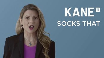 Kane 11 Socks TV Spot, 'Socks That Actually Fit: 25 Percent Off' Featuring Boomer Esiason - Thumbnail 3