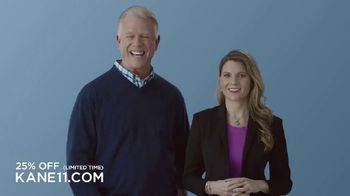Kane 11 Socks TV Spot, 'Socks That Actually Fit: 25 Percent Off' Featuring Boomer Esiason - Thumbnail 4
