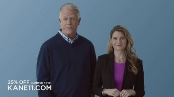 Kane 11 Socks TV Spot, 'Socks That Actually Fit: 25 Percent Off' Featuring Boomer Esiason - Thumbnail 7