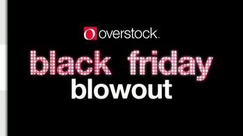 Overstock.com Black Friday Blowout TV Spot, '25 Percent Off Rugs'