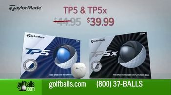Golfballs.com TV Spot, 'Give the Gift of Golf: Titleist Pro, Callaway Chrome Soft and TaylorMade' - Thumbnail 6