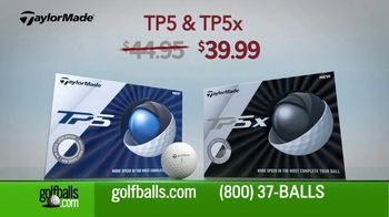 Golfballs.com TV Spot, 'Give the Gift of Golf: Titleist Pro, Callaway Chrome Soft and TaylorMade' - Thumbnail 7