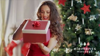Elements Massage TV Spot, 'Holiday Gift Card' - Thumbnail 2