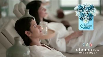 Elements Massage TV Spot, 'Holiday Gift Card' - Thumbnail 3