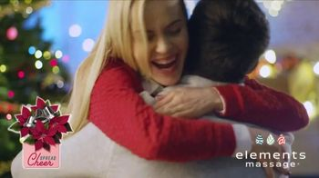 Elements Massage TV Spot, 'Holiday Gift Card' - Thumbnail 4