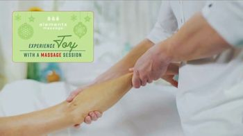 Elements Massage TV Spot, 'Holiday Gift Card' - Thumbnail 8