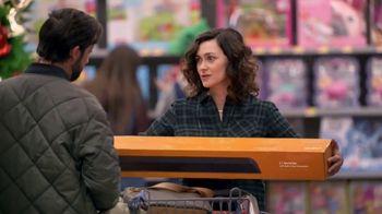 Walmart TV Spot, 'Holidays: Everyone's Happy: Frozen Vanity' Song by Wilson Phillips