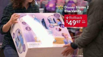 Walmart TV Spot, 'Holidays: Everyone's Happy: Frozen Vanity' Song by Wilson Phillips - Thumbnail 3
