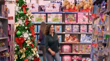 Walmart TV Spot, 'Holidays: Everyone's Happy: Frozen Vanity' Song by Wilson Phillips - Thumbnail 4