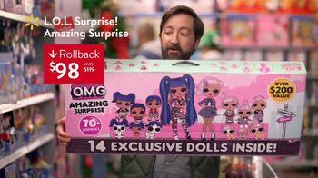 Walmart TV Spot, 'Holidays: Everyone's Happy: Frozen Vanity' Song by Wilson Phillips - Thumbnail 6