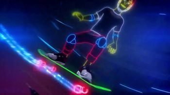 SKECHERS Lighted Footwear TV Spot, 'Light Up the Action'