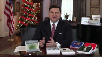 The White House Historical Association TV Spot, 'Eisenhower Ornament'