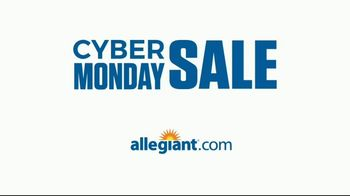 Allegiant Cyber Monday Sale TV Spot, 'Spies in Disguise: Disappear' - Thumbnail 9