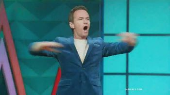 Old Navy TV Spot, 'Holiday Stress: 50 Percent Off Everything Online' Featuring Neil Patrick Harris - Thumbnail 10