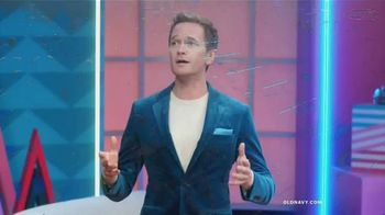 Old Navy TV Spot, 'Holiday Stress: 50 Percent Off Everything Online' Featuring Neil Patrick Harris - Thumbnail 3