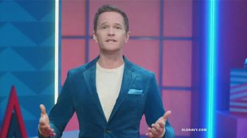 Old Navy TV Spot, 'Holiday Stress: 50 Percent Off Everything Online' Featuring Neil Patrick Harris - Thumbnail 5