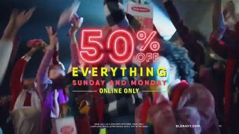 Old Navy TV Spot, 'Holiday Stress: 50 Percent Off Everything Online' Featuring Neil Patrick Harris - Thumbnail 9