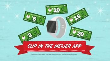 Meijer TV Spot, 'Santa Bucks: Decide What's on Sale' - Thumbnail 6