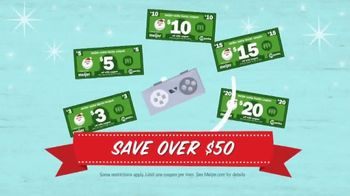 Meijer TV Spot, 'Santa Bucks: Decide What's on Sale' - Thumbnail 9