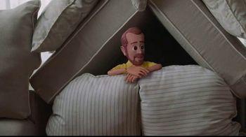 Bob's Discount Furniture TV Spot, 'Pillow Fort' - Thumbnail 9